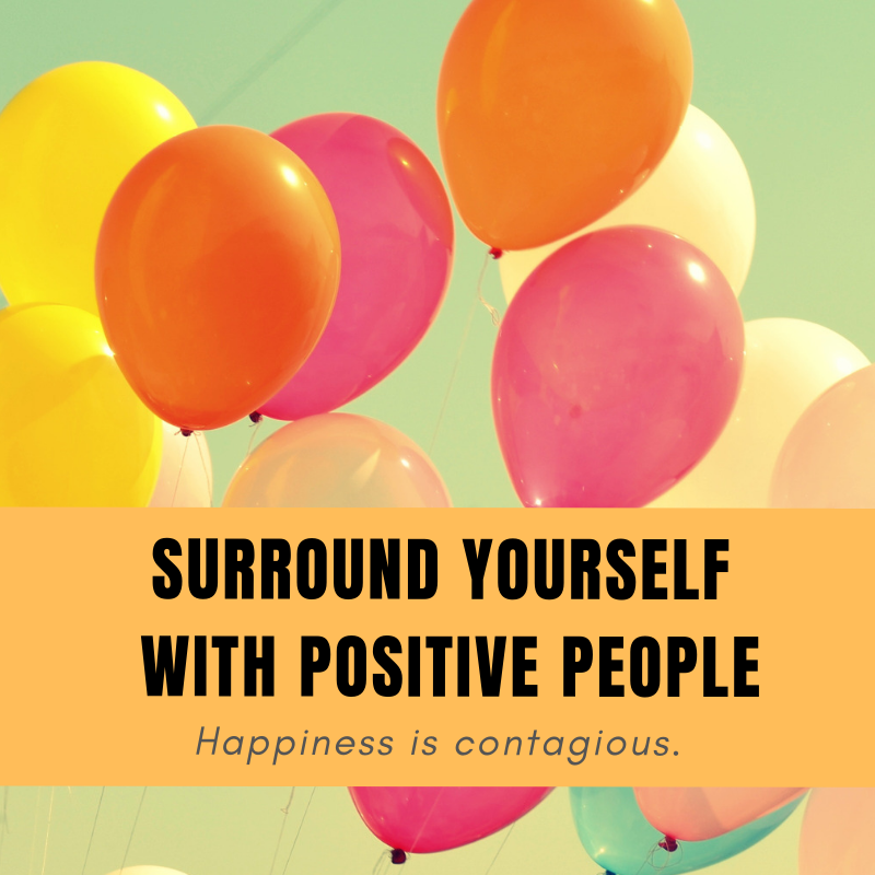Surround Yourself with Positive People - There are many reasons to surround yourself with positive people, including a better attitude, being happier, more generous and living longer. Read this article from LifeHack to learn 8 amazing things that happen when you surround yourself with positivity.Read more:http://ow.ly/RHcS30mXKem