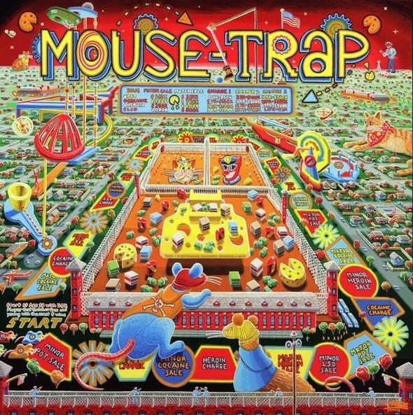 102 Mouse Trap 48x48 Canvas April 2013.jpg
