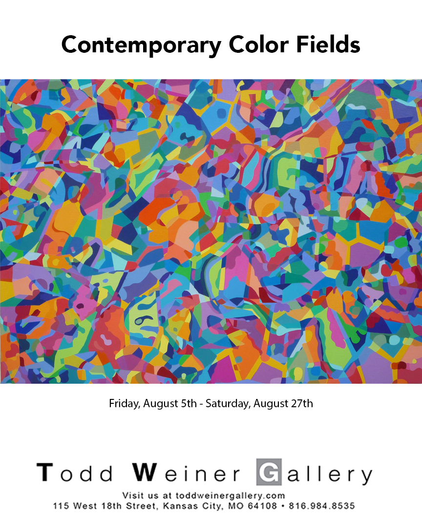Contemporary Color Fields - August 2016