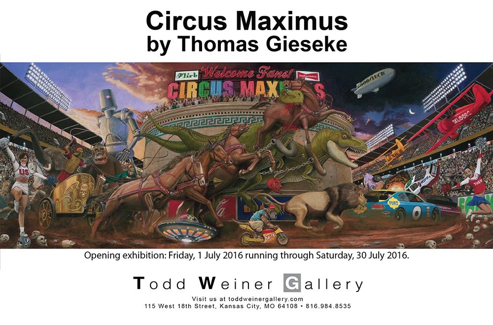 Thomas Gieseke - July 2016