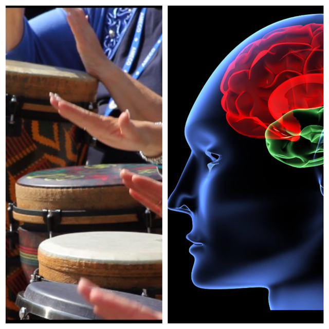 Community Drumming in Cancer Project — John R Beck Percussion