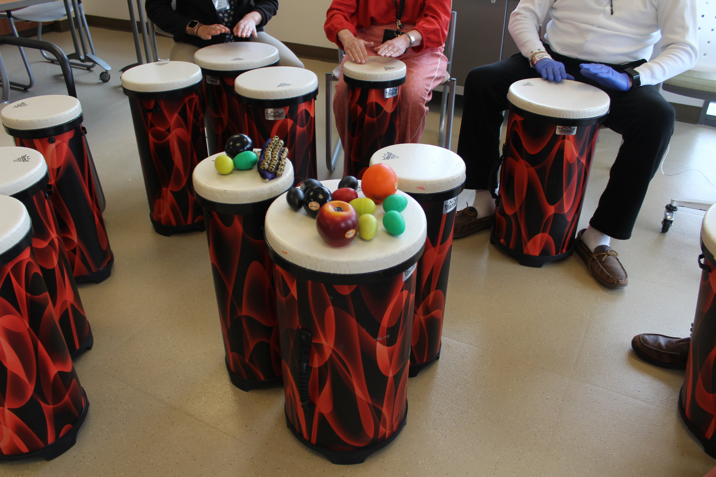 Comfort Sound® Drumming instruments -