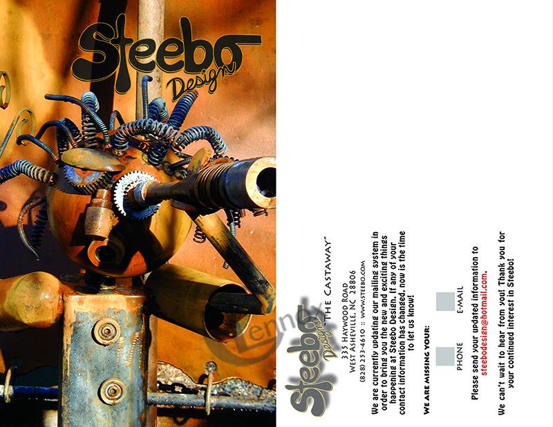 2008 Steebo Information Mailer