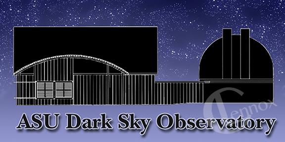 2004/2012 Appalachian State University Dark Sky Astronomy Research Observatory