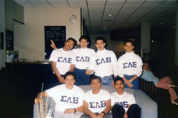 Lambda Chapter Founders , Los Camarades, 1991.