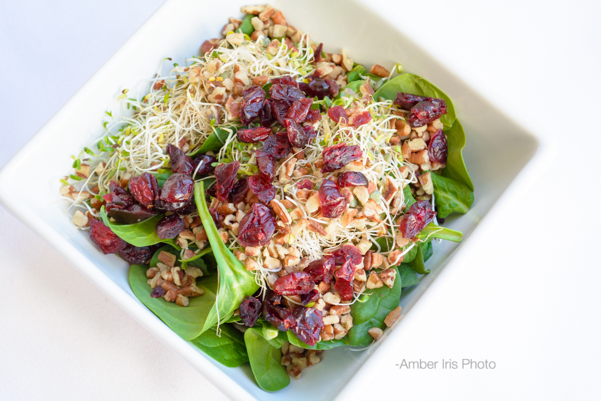 Delicous-spinch-salad-you-should-try