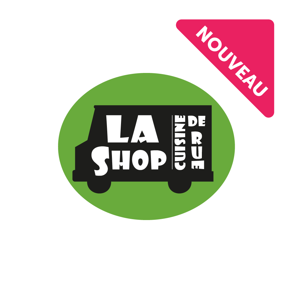La Shop, cuisine de rue