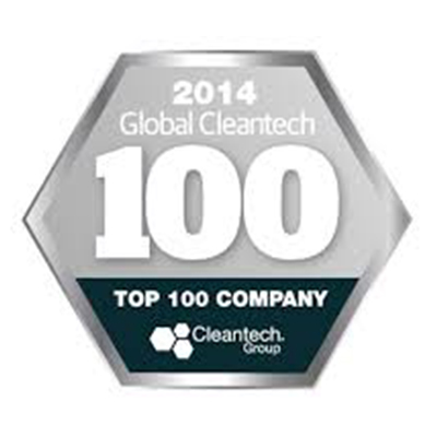 Global Cleantech Top 100 Company