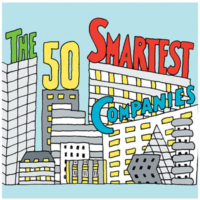MIT Technology Review 50 Smartest Companies