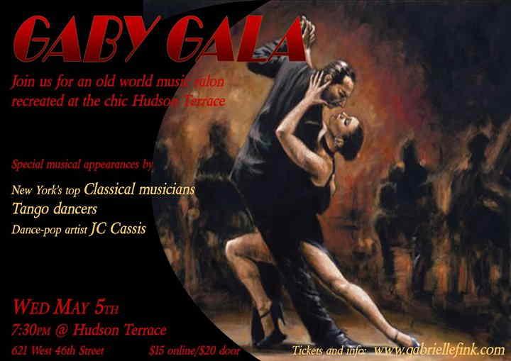 Gaby Gala Tango