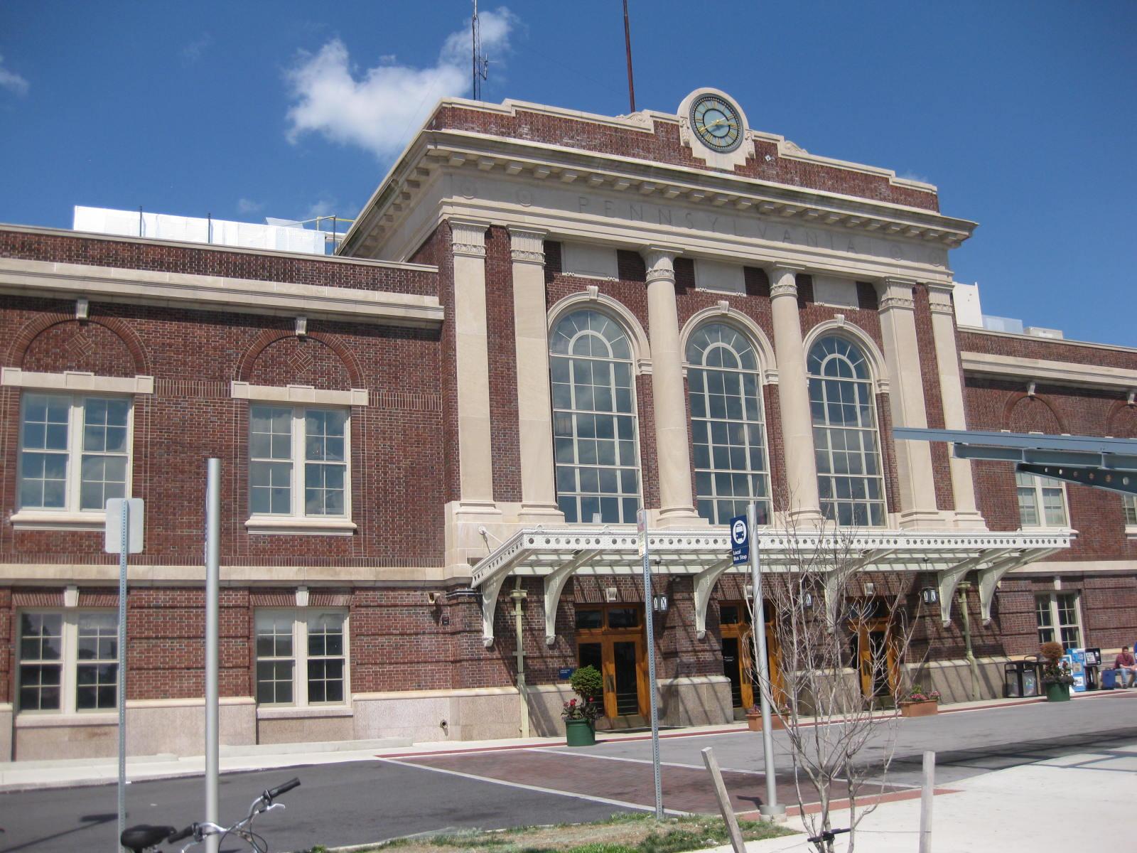 Lancaster train station