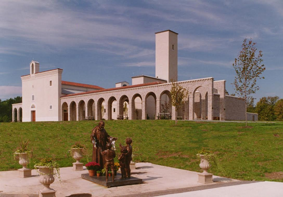 Padre Pio SPIRITUALIty center