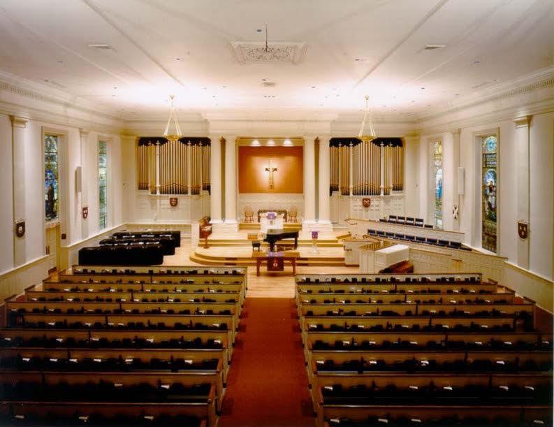 First Presbyterian Church Lancaster
