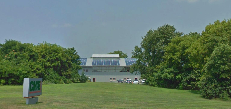 CH&E OFFICE Photovoltaic ARRAY