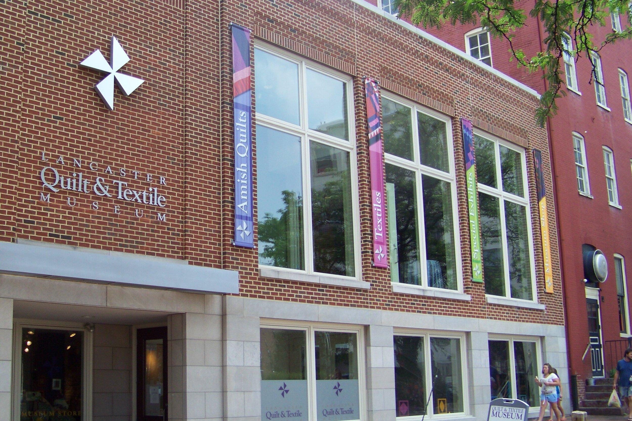 lancaster quilt museum