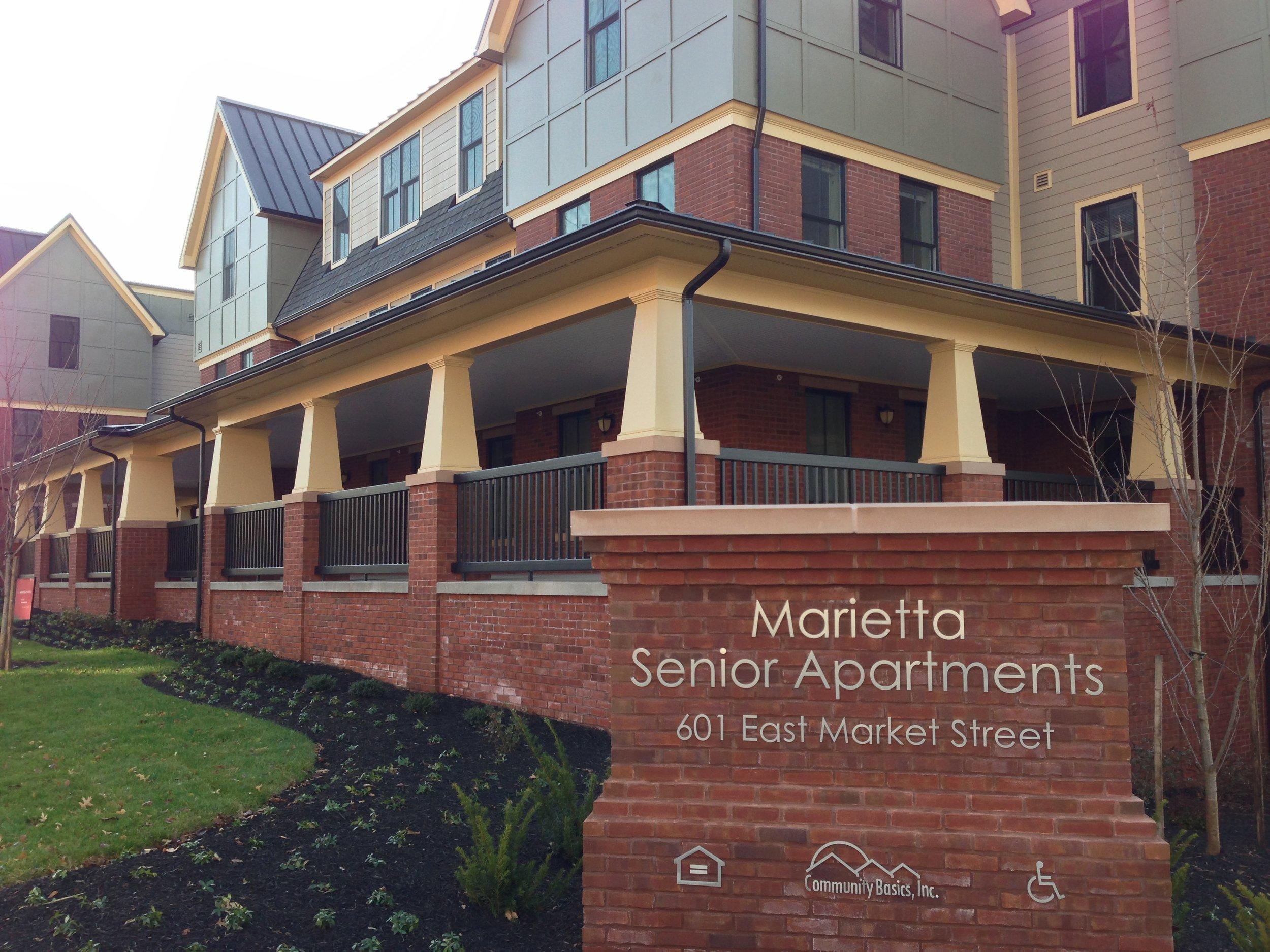 marietta senior apartments