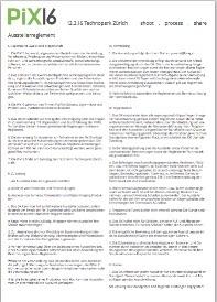 Aussteller-Reglement