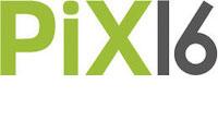 PiX16 Logo, jpg