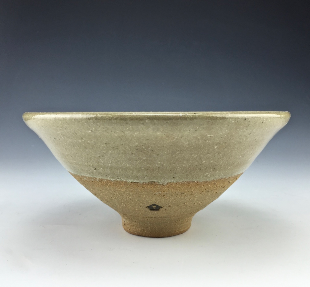 Home Bowl. Tapered. Grey.