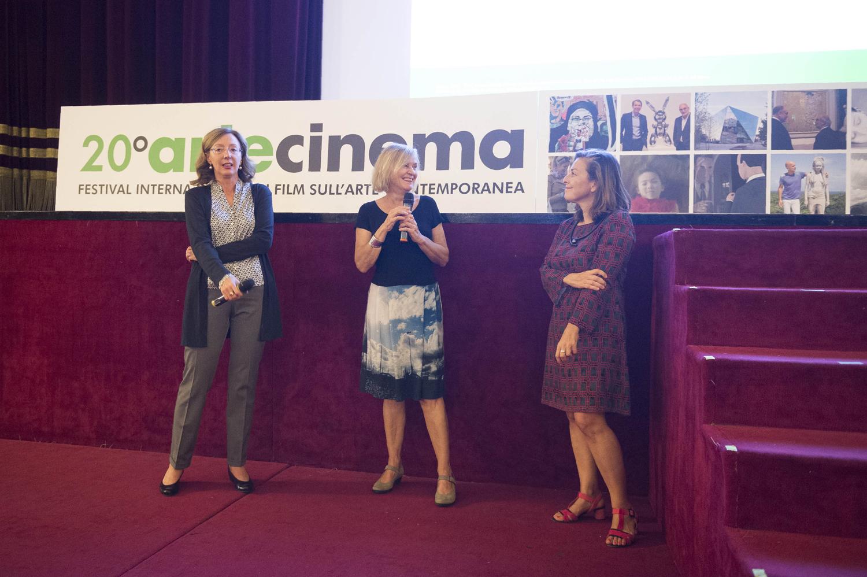 Presentazione del film  The Art that Hitler hated , con la regista Jill Nicholls