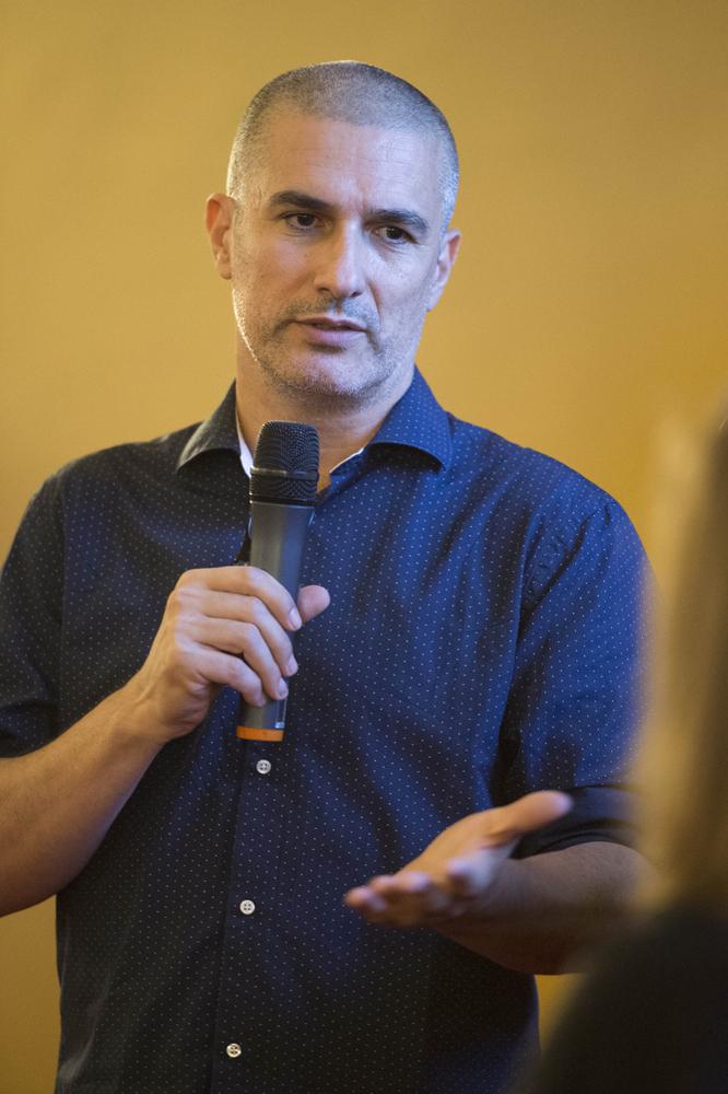 Presentazione del film  The Competition  con il regista Angel Borrego Cubero