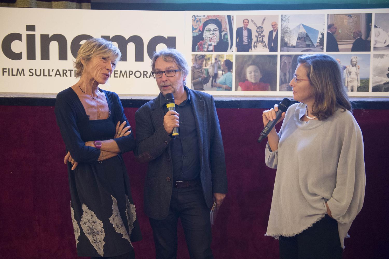 Presentazione del film  Kawamata - Scheiterturm  con il regista Gilles Coudert