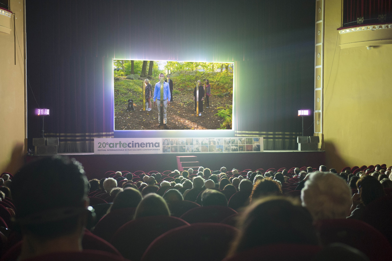 Francesco Arena- Posatoi,  film still