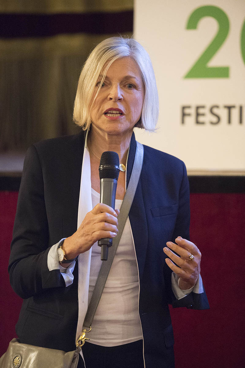 Presentazione del film  Per Kirkeby - Following Nature's Traces  con la regista Evelyn Schels