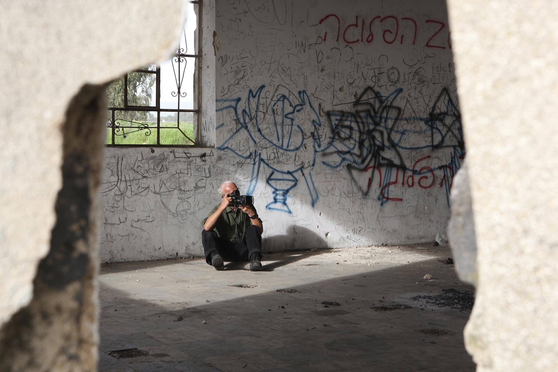 03_Josef Koudelka | Golan Heights | by Gilad Baram.jpg