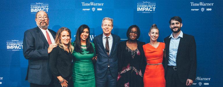 Photo courtesy of Time Warner