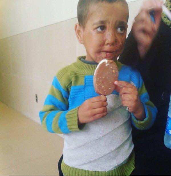 Mohamad Syrian refugee INARA Arwa Damon