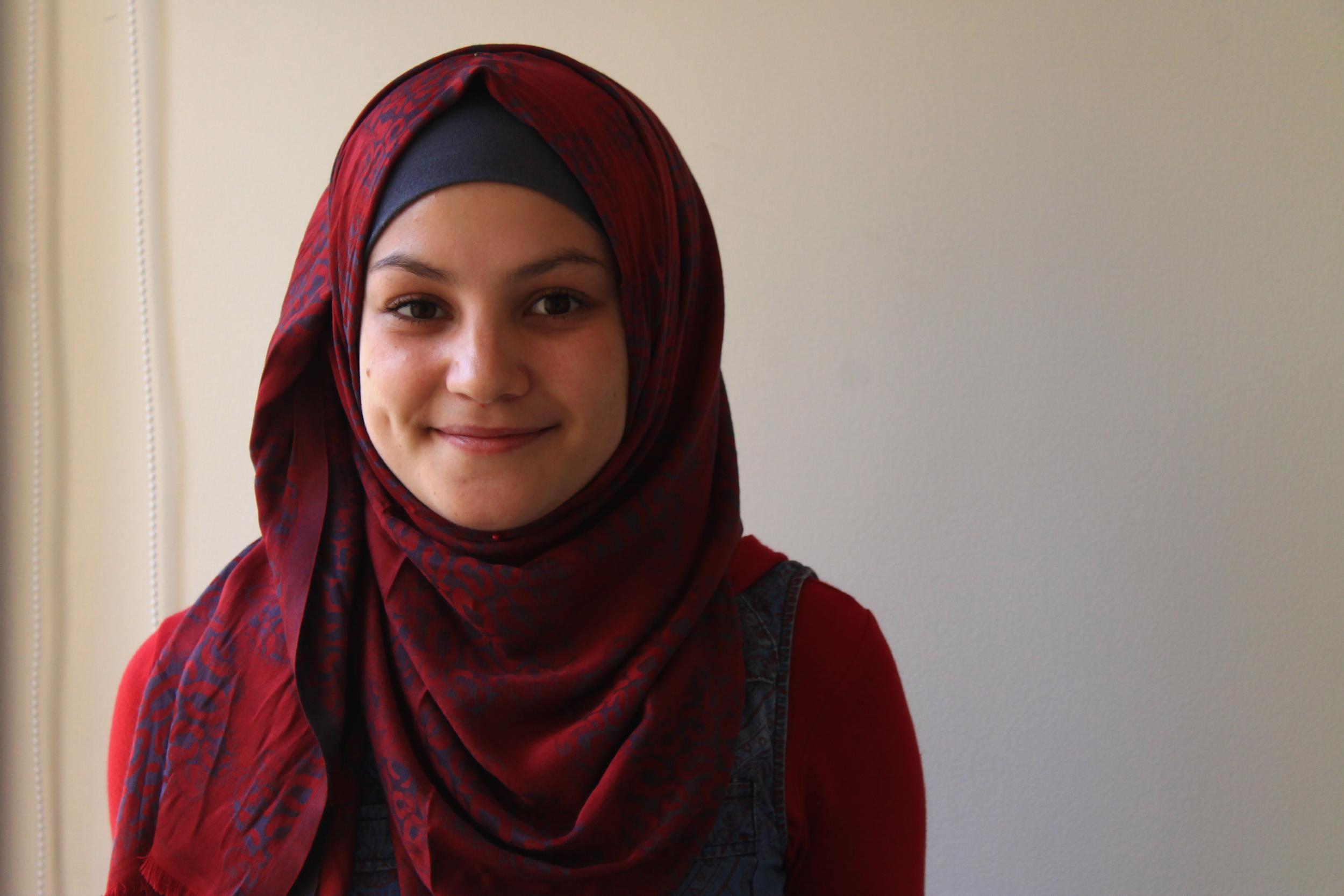 Hamida Syrian refugee INARA Arwa Damon