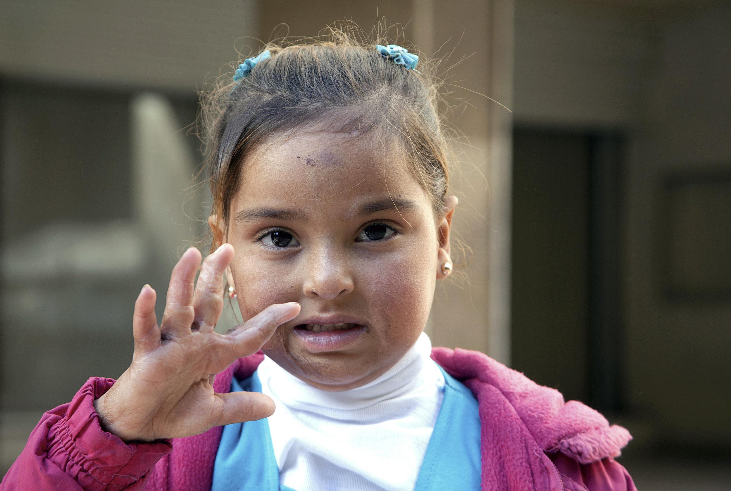 Zeinab refugee Syria Arwa Damon INARA CNN