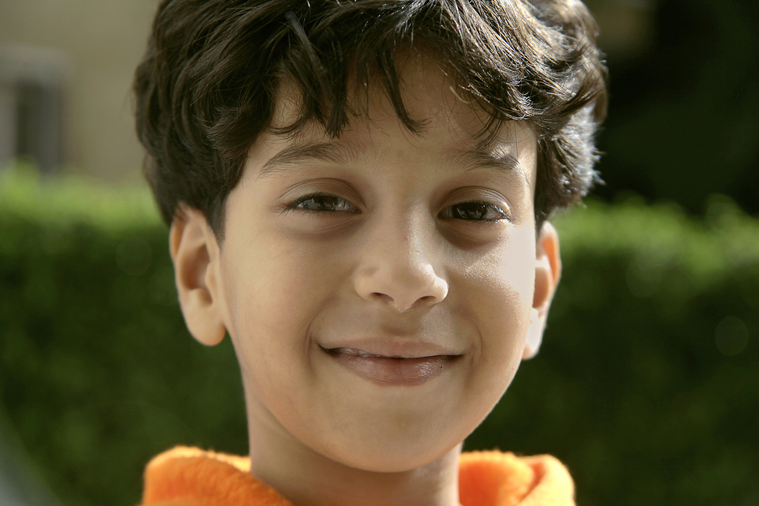 Omar Syrian Palestinian refugee INARA Arwa Damon AUBMC