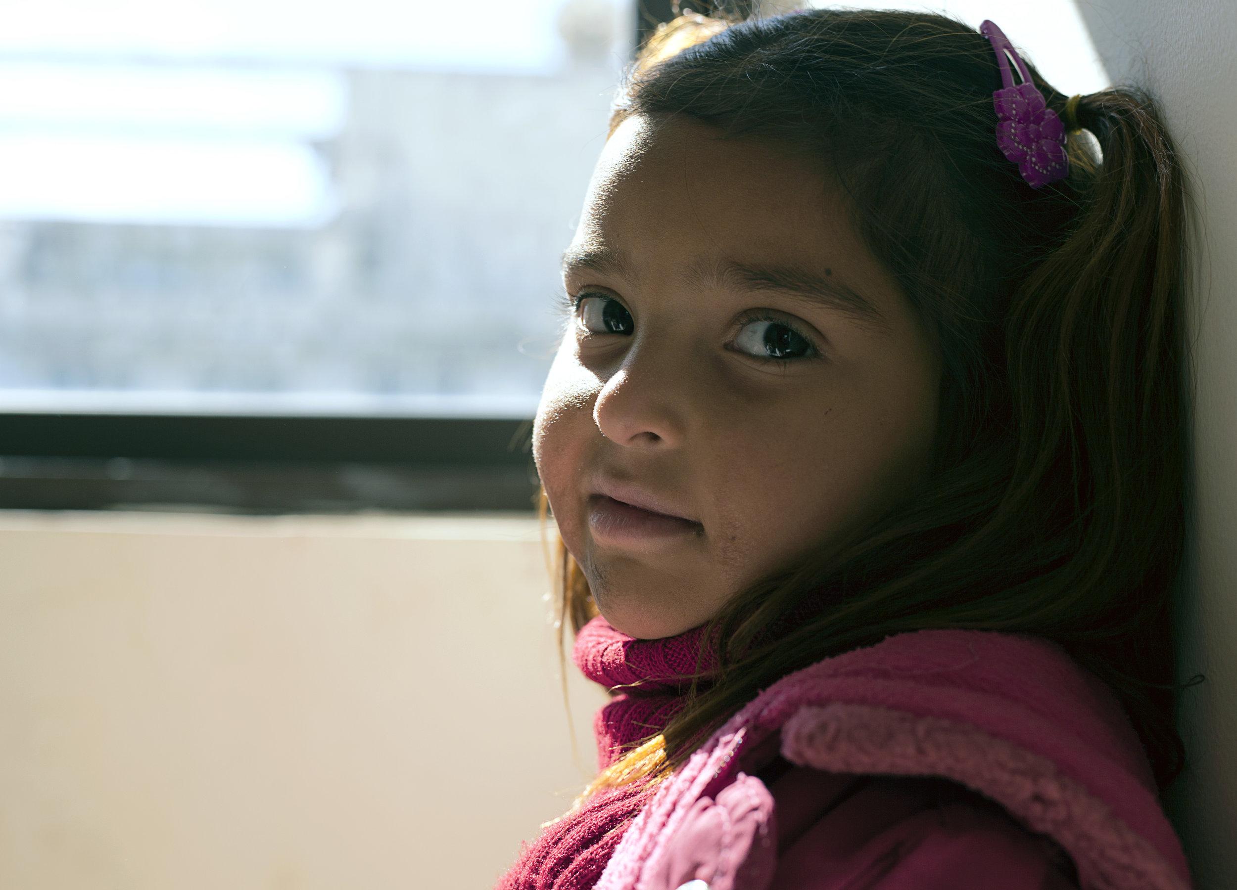 Zeinab INARA Syrian refugee Arwa Damon