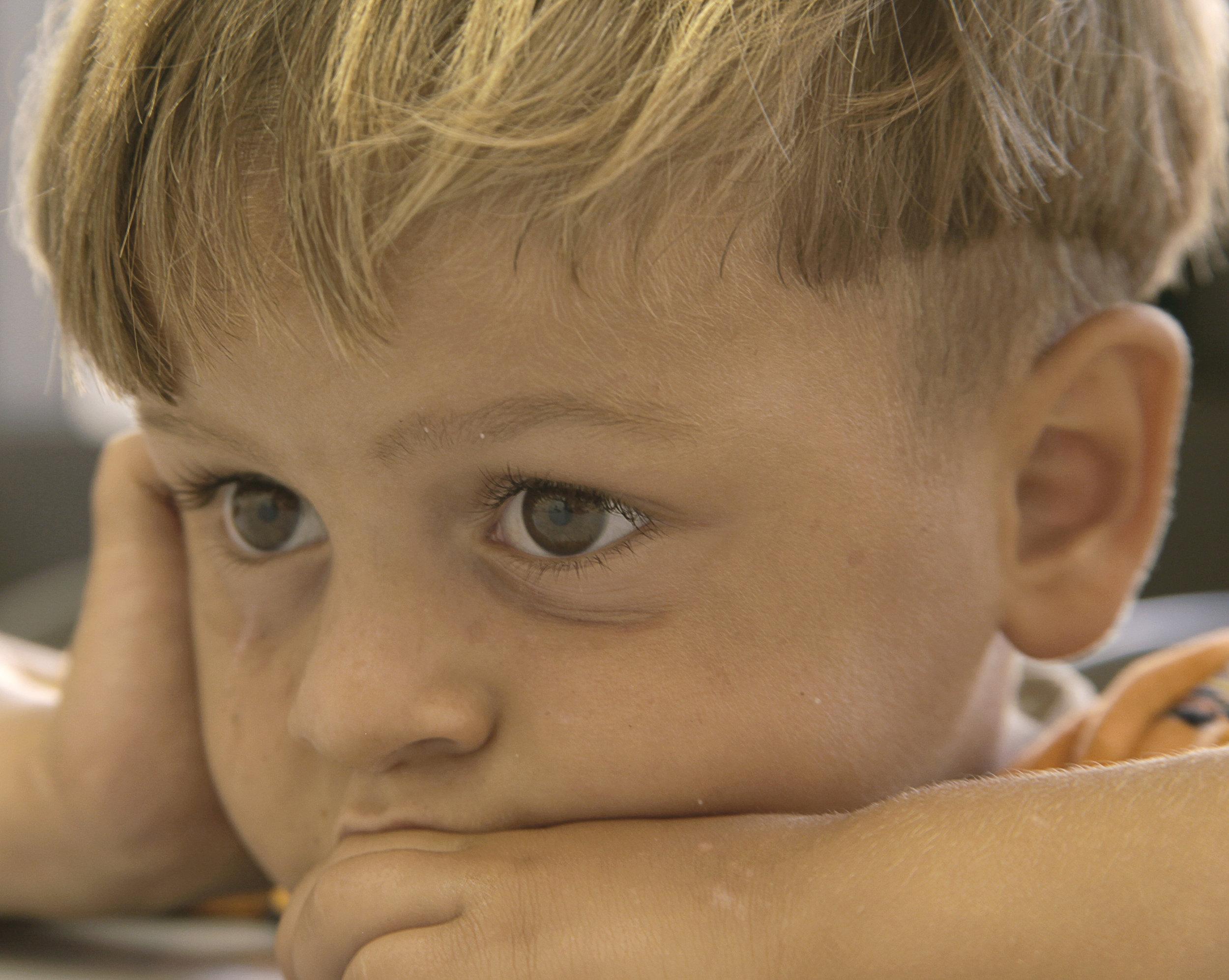 Hassan INARA Arwa Damon Syrian refugee child