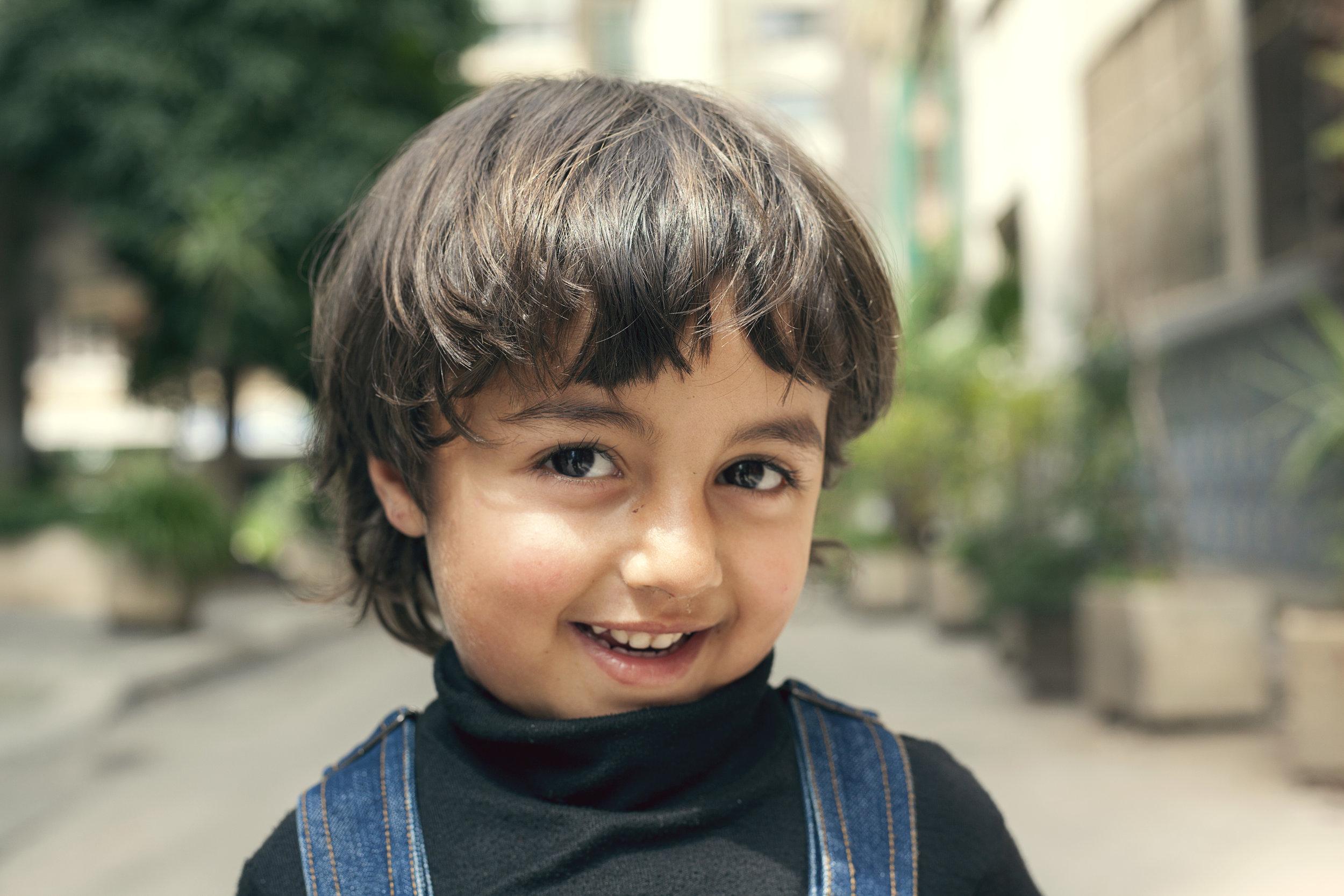 Seif Syrian refugee INARA Arwa Damon