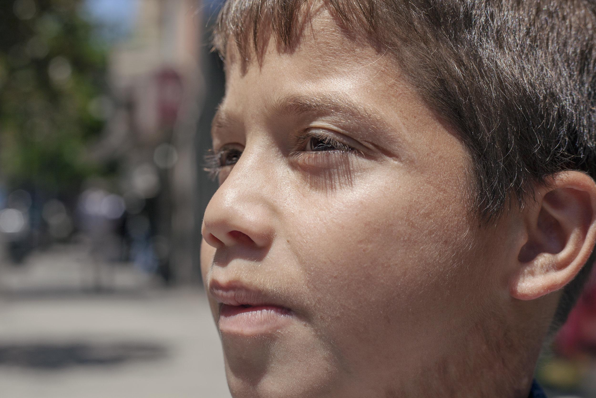 Abdelkader Syrian refugee Arwa Damon INARA