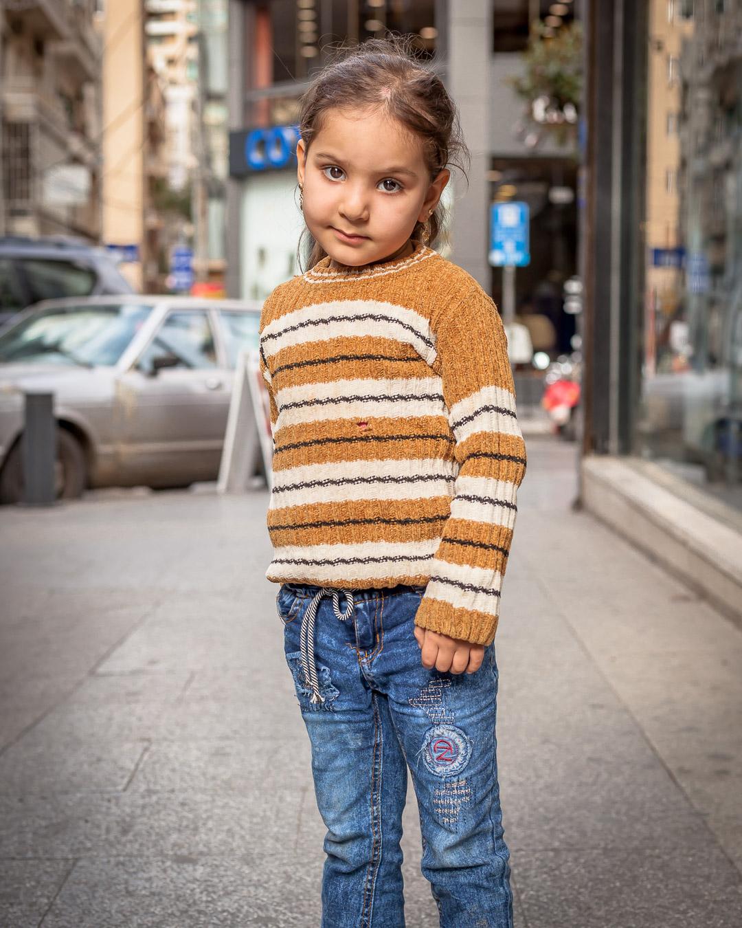 Naiima Syrian refugees Lebanon Arwa Damon INARA