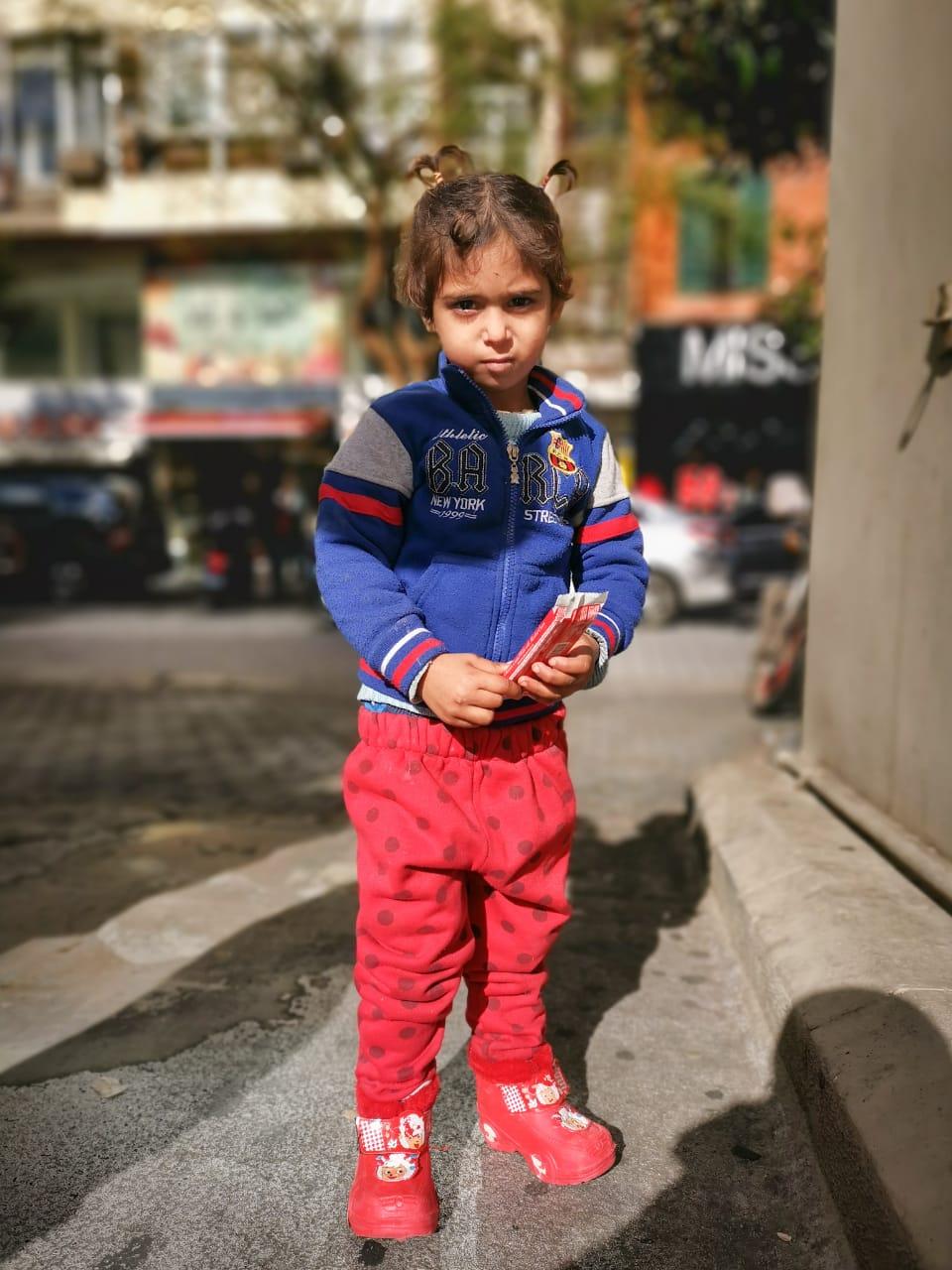Layan INARA Syrian Refugees