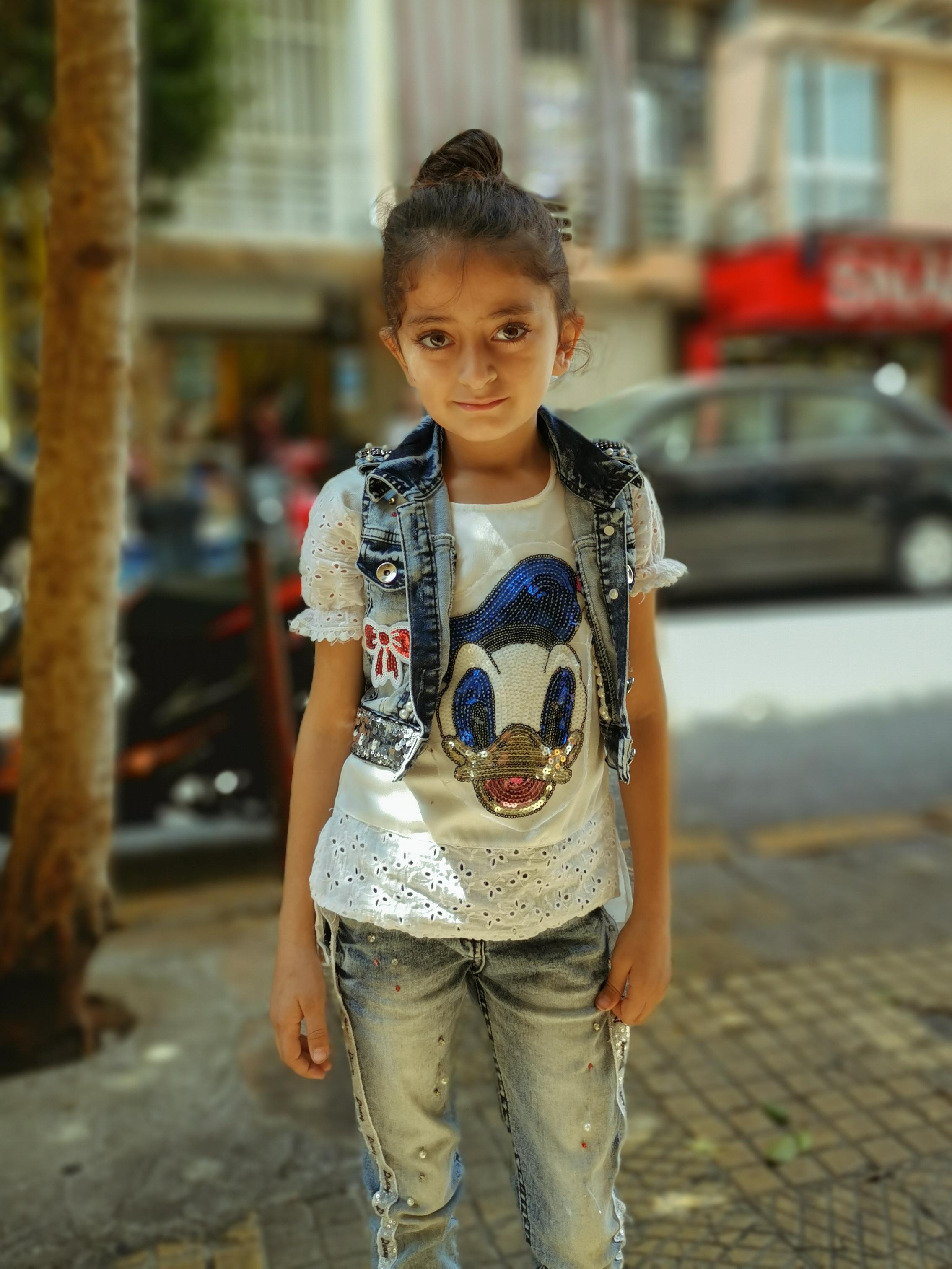 Nawal INARA Amanda Seyfried Arwa Damon Thomas Sadoski Syrian Refugees