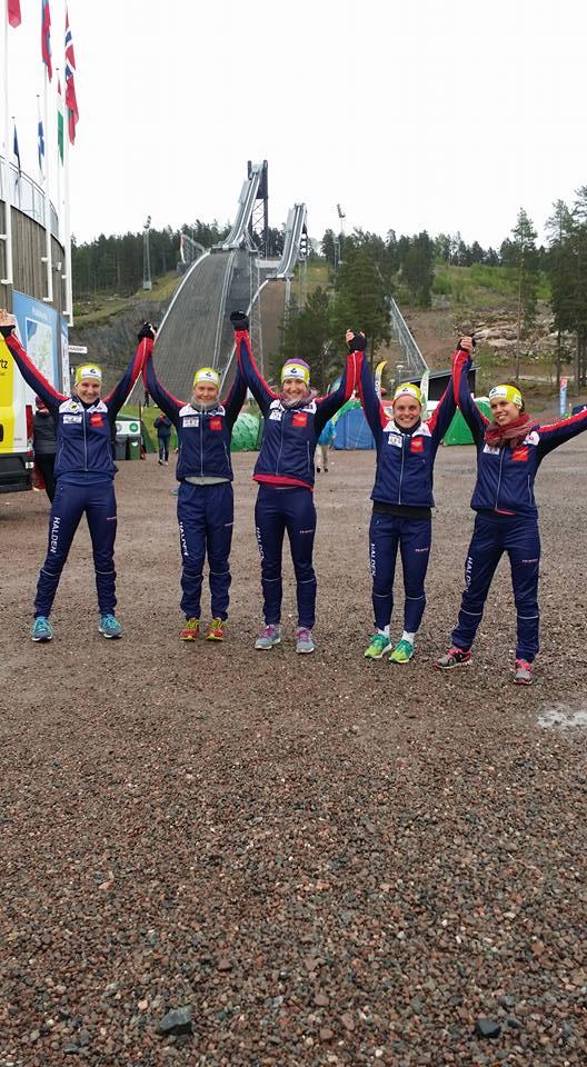 prima squadra Halden SK!