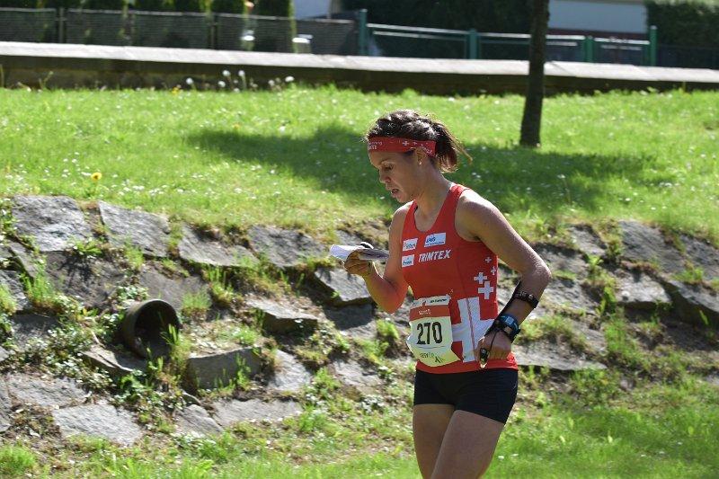 In azione nella qualifica sprint
