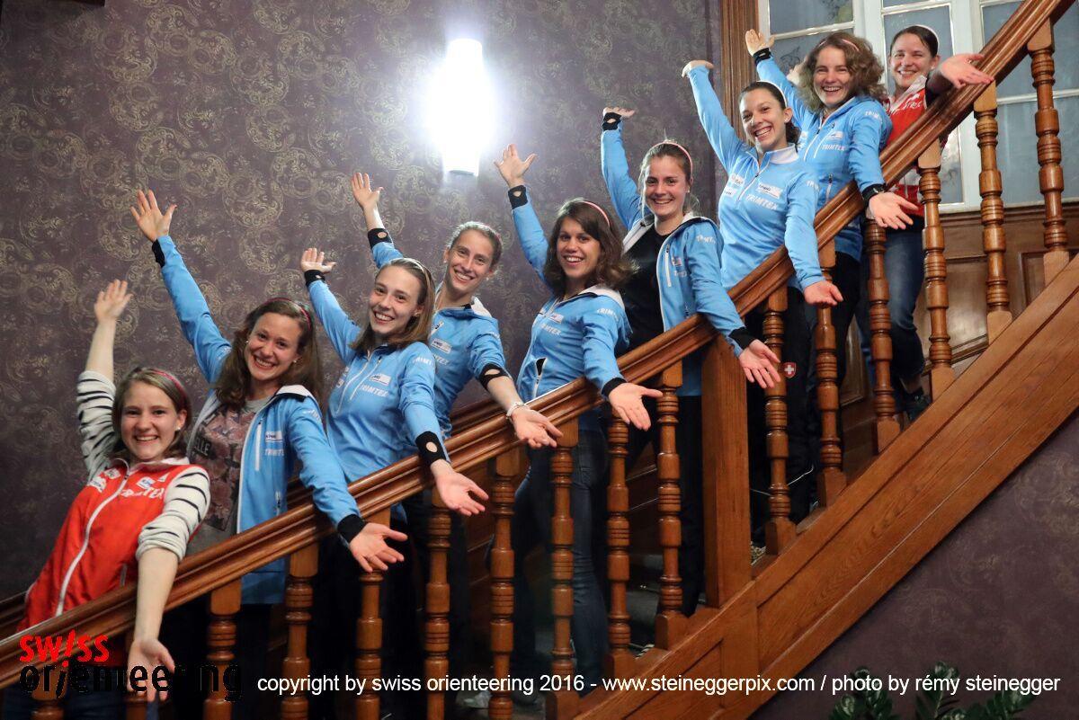 Flying Swiss Girls
