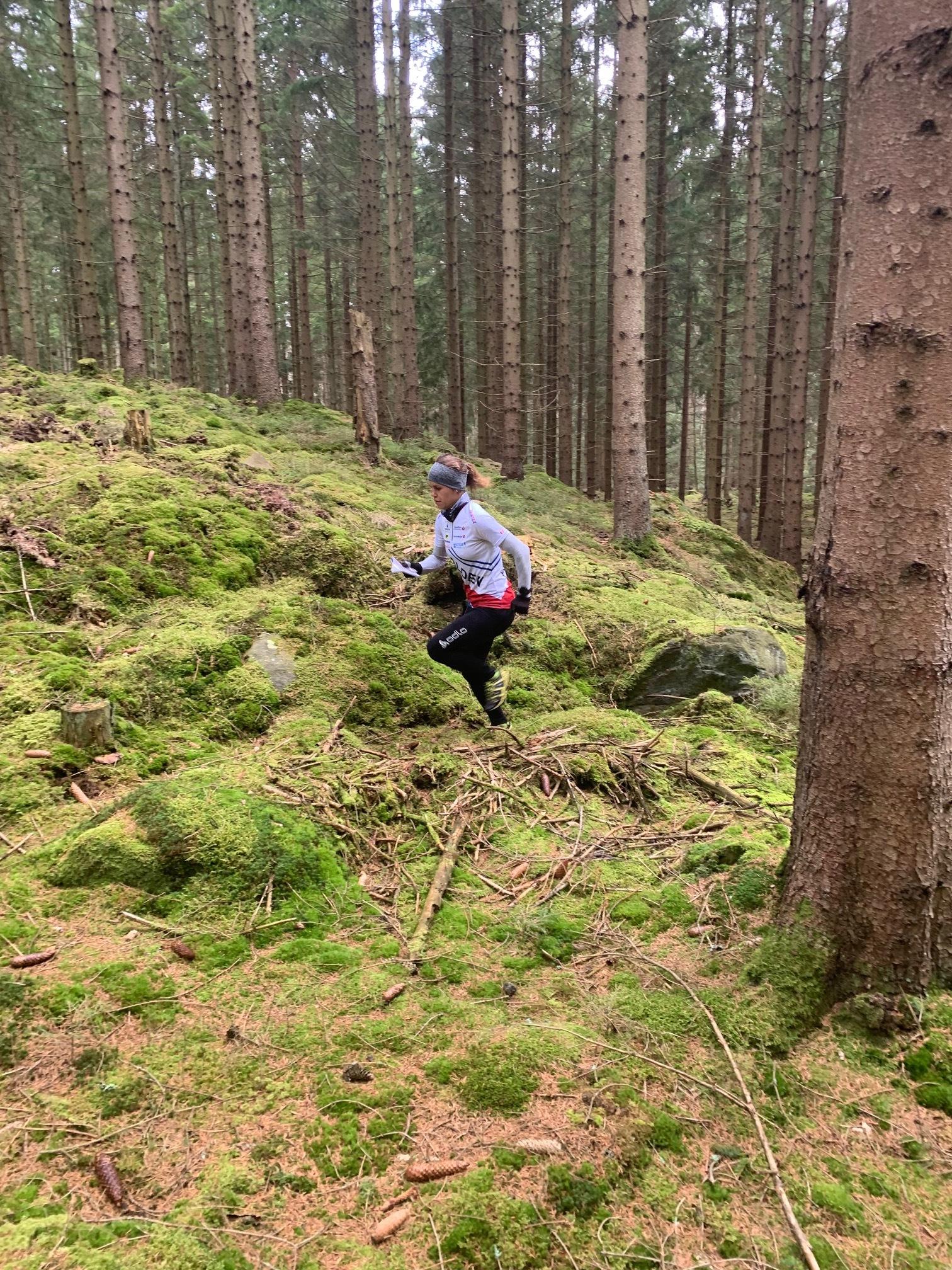 allenamento in Svezia