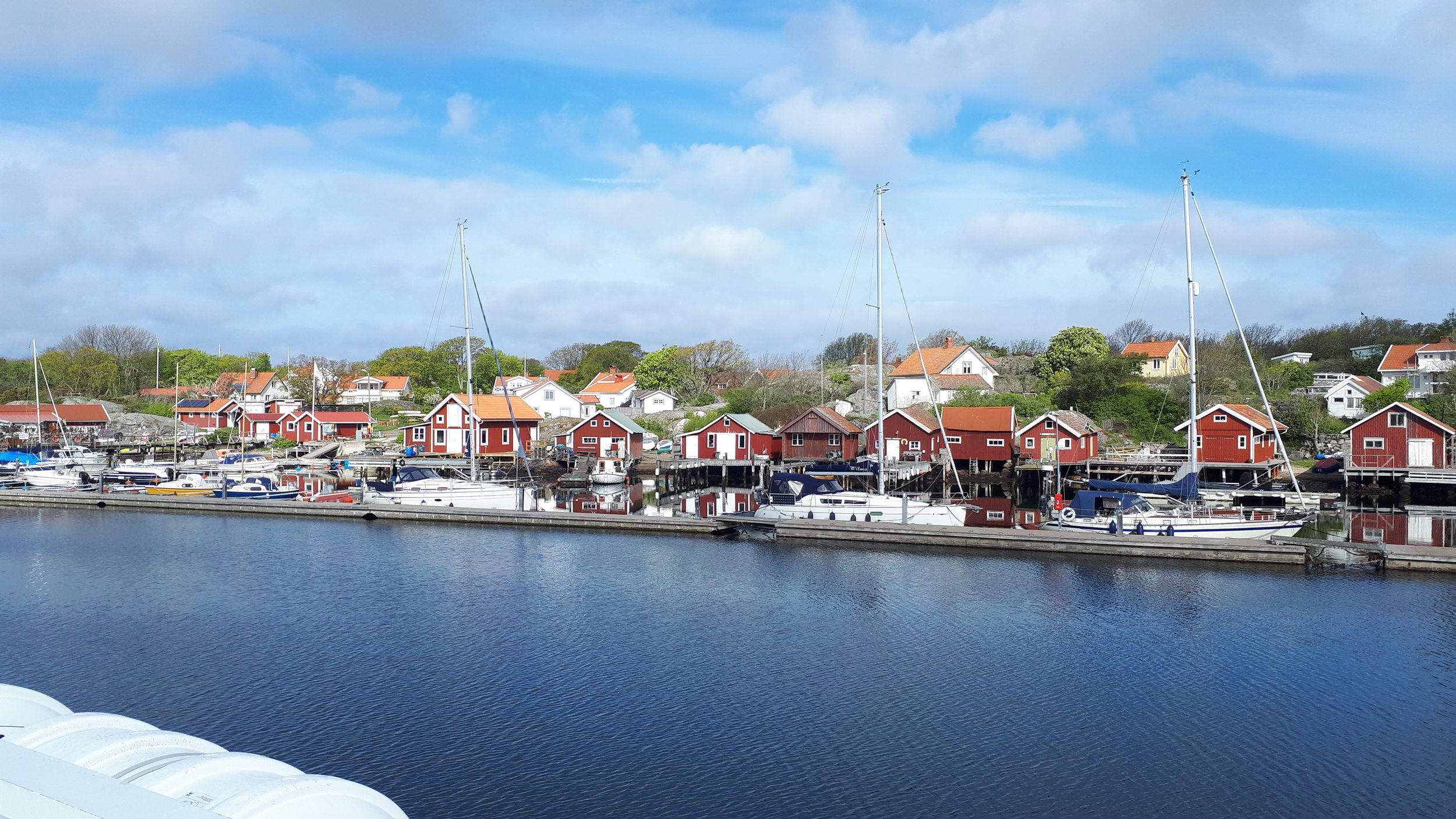 L'isola di Koster (Svezia)