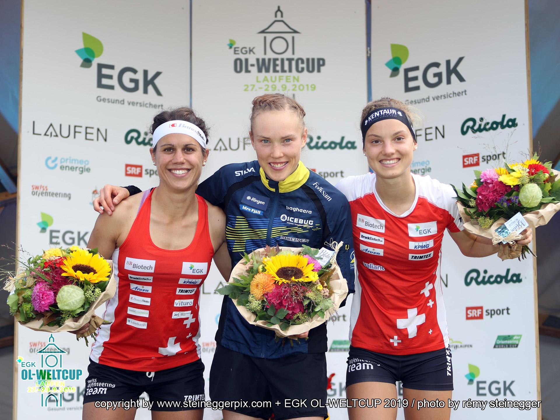seconda nella sprint! Foto: R. STeinegger, Steineggerpix