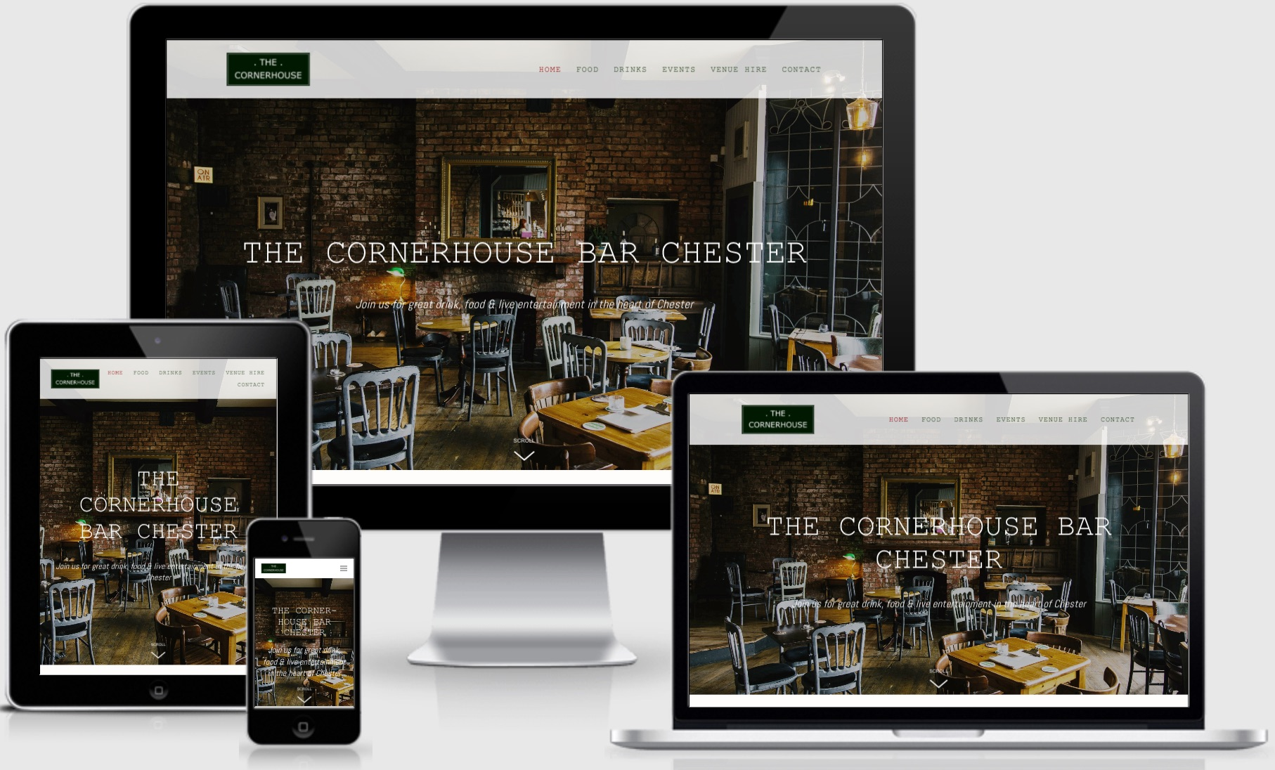 The Cornerhouse Bar
