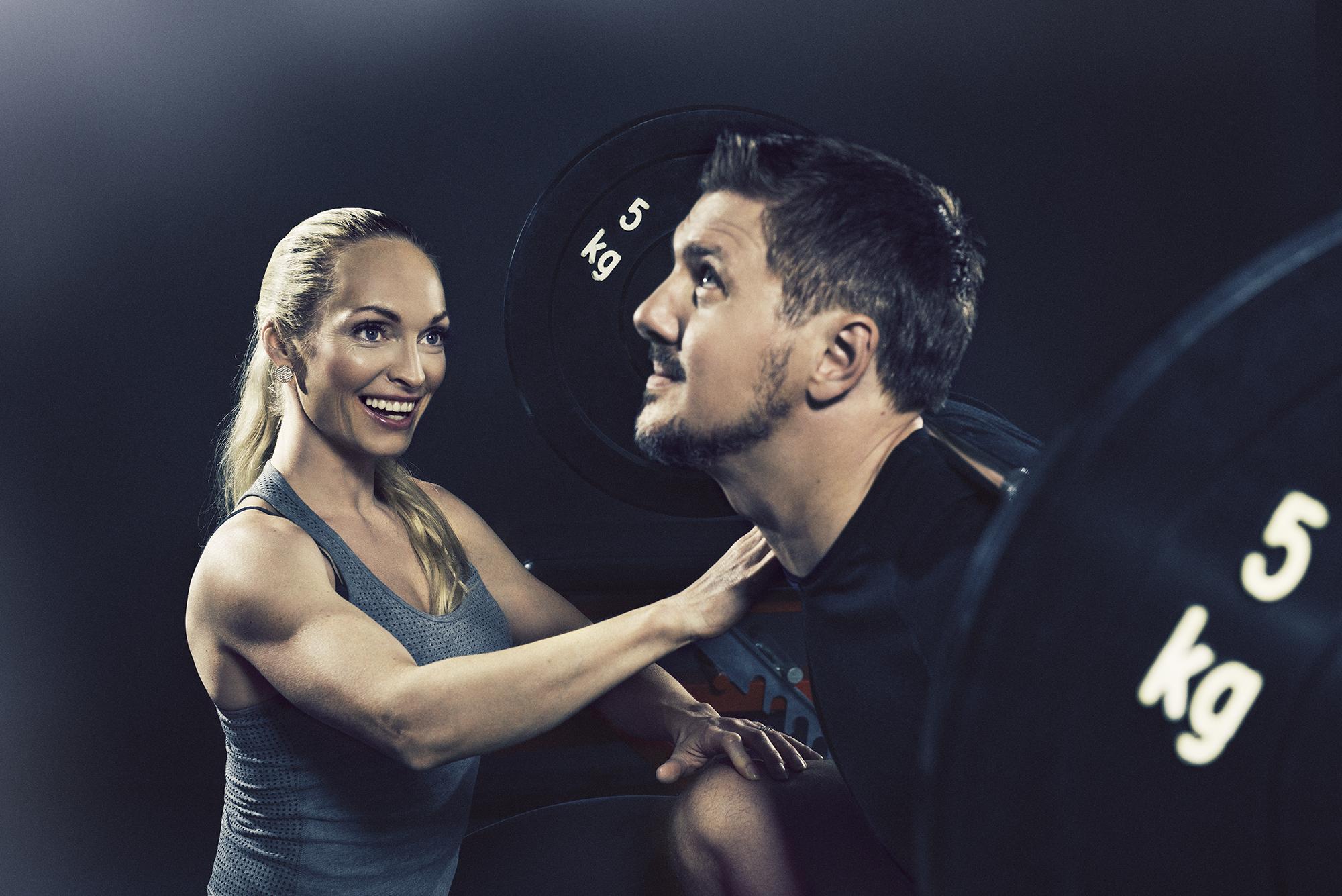 personlig trener dating når vennene dine begynner å date hverandre