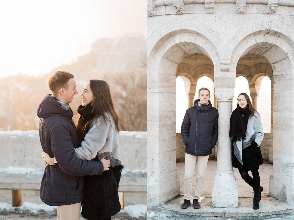 romantic sunrise proposal in budapest europe.jpg